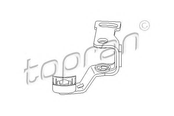 Ремкомплект, рычаг переключения TOPRAN 111331