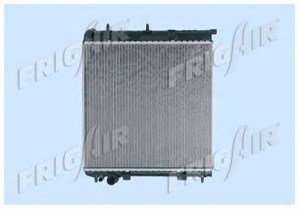 Радиатор, охлаждение двигателя FRIGAIR 0103.3053