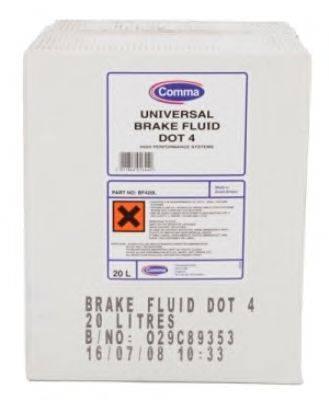 Тормозная жидкость; Тормозная жидкость COMMA BF420L