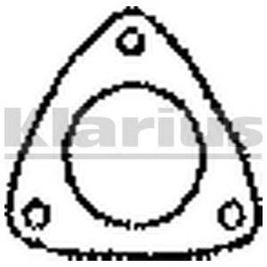 Прокладка, труба выхлопного газа KLARIUS 410226