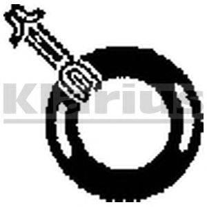 Кронштейн, система выпуска ОГ KLARIUS 420141