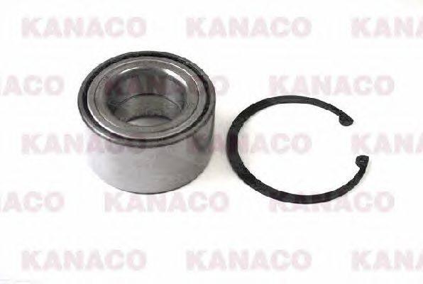 Комплект подшипника ступицы колеса KANACO H10513