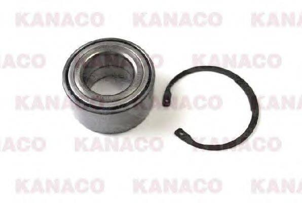 Комплект подшипника ступицы колеса KANACO H10517