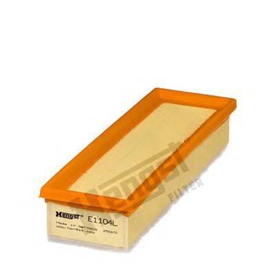 Воздушный фильтр HENGST FILTER E1104L