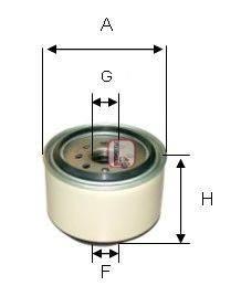 SOFIMA (НОМЕР: S 2410 NR) Топливный фильтр