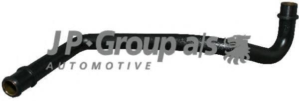 Шланг, вентиляция картера JP GROUP 1111152000