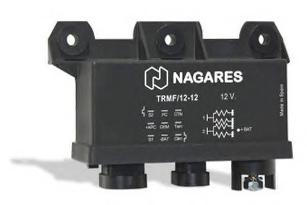Блок управления, время накаливания NAGARES TRMF/12-12
