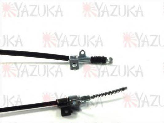 YAZUKA (НОМЕР: C71084) Трос, стояночная тормозная система