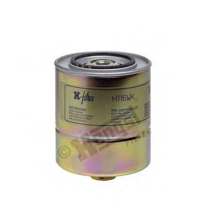 Топливный фильтр HENGST FILTER H116WK