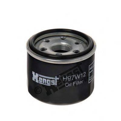 Масляный фильтр HENGST FILTER H97W12