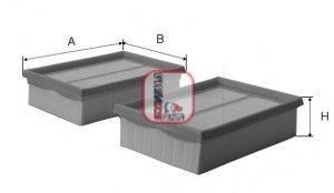 SOFIMA (НОМЕР: S 0302 A) Воздушный фильтр
