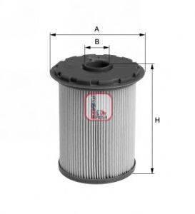 SOFIMA (НОМЕР: S 0929 NC) Топливный фильтр
