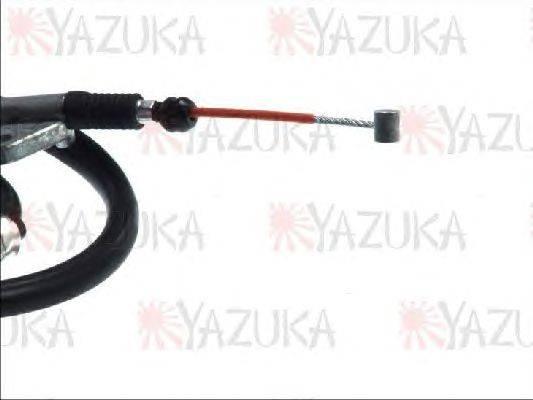 YAZUKA (НОМЕР: C72118) Трос, стояночная тормозная система