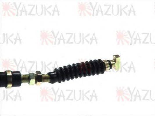 YAZUKA (НОМЕР: C73075) Трос, стояночная тормозная система