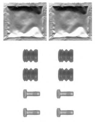 комплект принадлежностей, тормозной суппорт MINTEX MBA1301A
