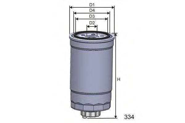Топливный фильтр MISFAT M351A