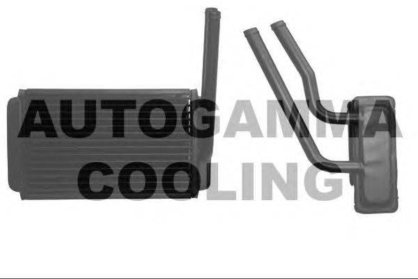 Теплообменник, отопление салона AUTOGAMMA 103150