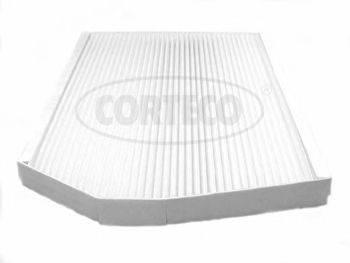 Фильтр, воздух во внутренном пространстве CORTECO 80000412