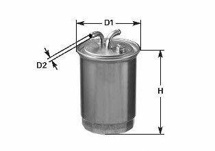 Топливный фильтр CLEAN FILTERS DN 325