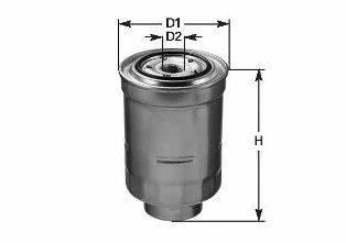 Топливный фильтр CLEAN FILTERS DN 927