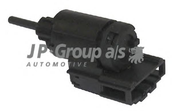 Выключатель, привод сцепления (управление двигателем) JP GROUP 1197000400