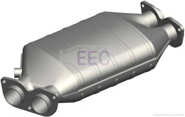 Сажевый / частичный фильтр, система выхлопа ОГ EEC DPF047
