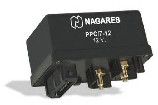 Блок управления, время накаливания NAGARES PPC/7-12
