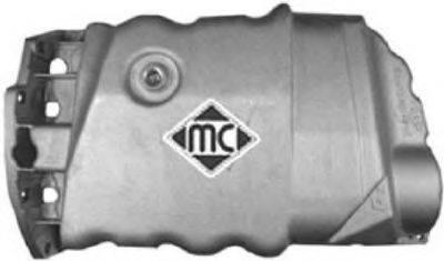 Metalcaucho (НОМЕР: 05497) Масляный поддон