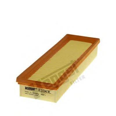 Воздушный фильтр HENGST FILTER E1043L