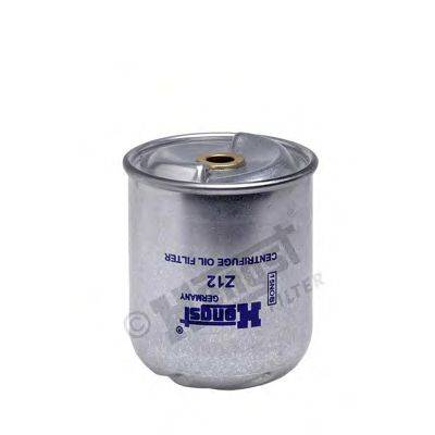 Масляный фильтр HENGST FILTER Z12 D64