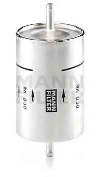 Топливный фильтр MANN-FILTER WK830
