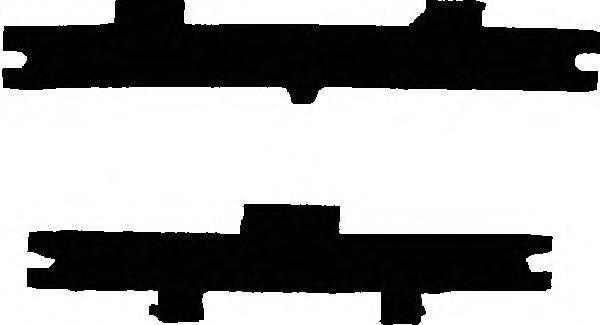 Комплект прокладок, маслянный поддон REINZ 105281401
