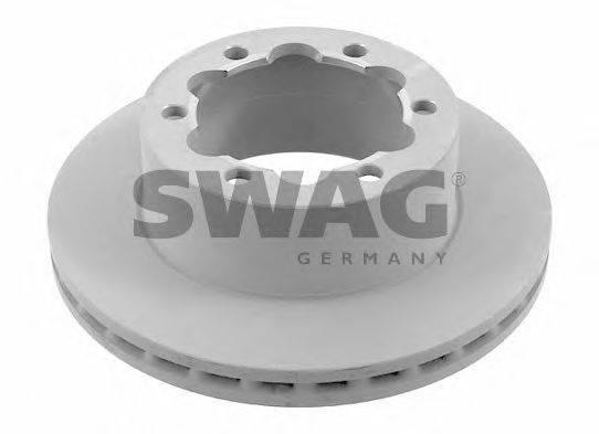 SWAG (НОМЕР: 10 92 7700) Тормозной диск