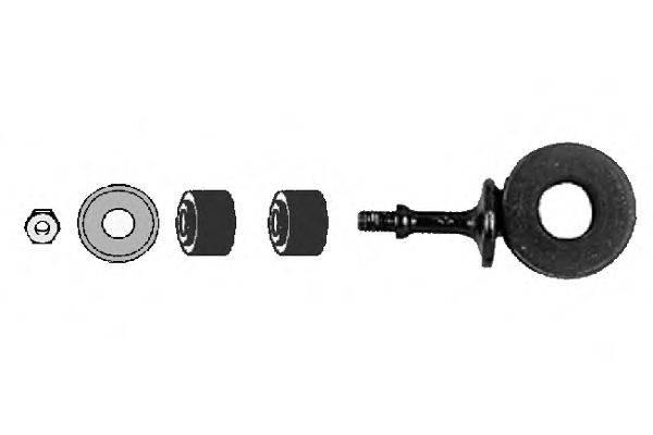 Ремкомплект, соединительная тяга стабилизатора OCAP 0181012-K