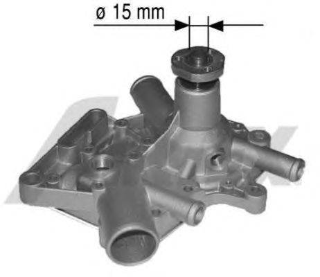 Водяной насос AIRTEX 1105-1