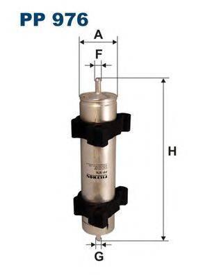 Топливный фильтр FILTRON PP976
