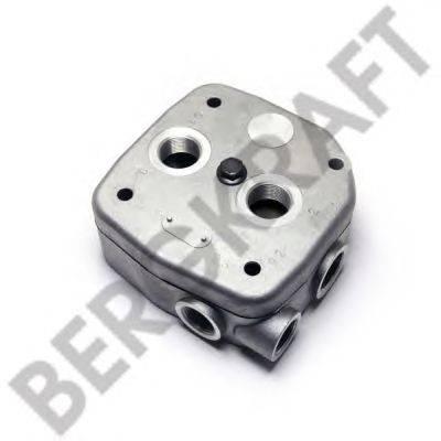 Головка цилиндра, пневматический компрессор BERGKRAFT BK1109321AS