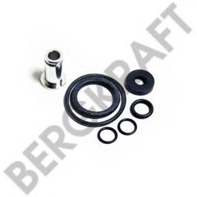 Уплотняющее кольцо, ступица колеса BERGKRAFT BK12155CAS