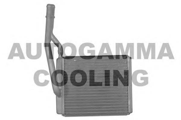Теплообменник, отопление салона AUTOGAMMA 102432