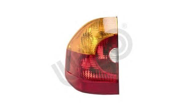 Рассеиватель, задний фонарь ULO 1001101