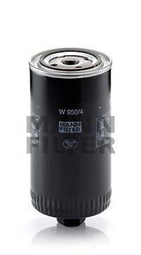 MANN-FILTER (НОМЕР: W 950/4) Масляный фильтр