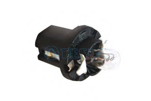 Лампа накаливания, освещение щитка приборов; Лампа накаливания; Лампа накаливания, освещение щитка приборов TESLA B77201