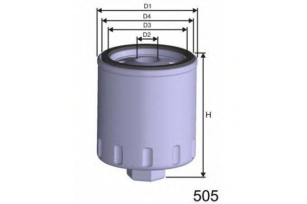 Топливный фильтр MISFAT M333