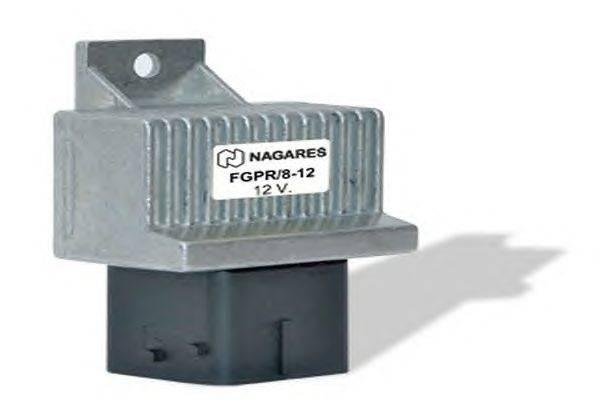 Блок управления, время накаливания NAGARES FGPR/8-12