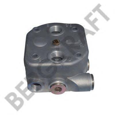 Головка цилиндра, пневматический компрессор BERGKRAFT BK1110211AS