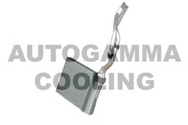 Теплообменник, отопление салона AUTOGAMMA 103427