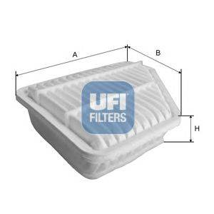 Воздушный фильтр UFI 3050400