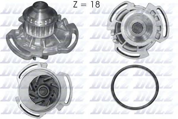 Водяной насос DOLZ A170
