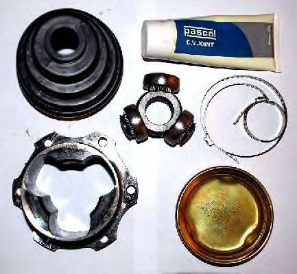 PASCAL (НОМЕР: G7W018PC) Шарнирный комплект, приводной вал