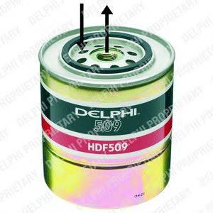 Топливный фильтр DELPHI HDF509